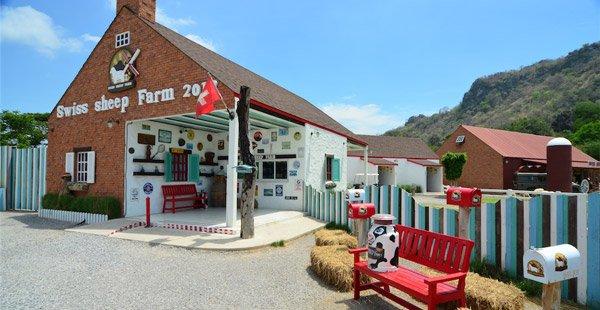 华欣的瑞士绵羊庄园(Swiss Sheep Farm)